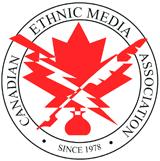 CANADIAN ETHNIC MEDIA ASSOCIATION Logo