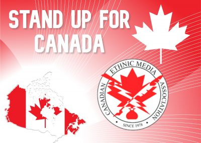 Standing Up for Canada