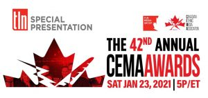 CEMA's 42nd Annual Awards for Journalistic Excellence to broadcast on TLN Television