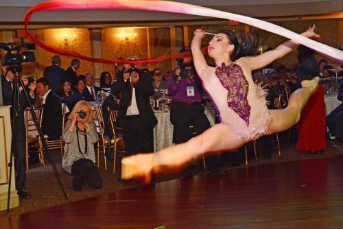 CEMA Rhythmic Gymnast Antonina Savchuk 7218