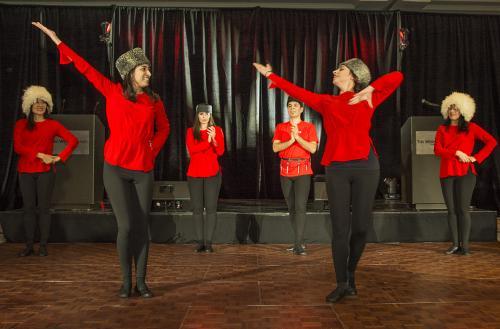 WEB CEMA Turkic Azerbaijaini Dance perform DNG 20181109 1424