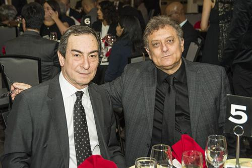 Stan Papulkas and Spyros Kourkoutis